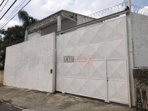 Imagem 1 de 8 de Galpão, 540 M² - Venda Por R$ 3.500.000,00 Ou Aluguel Por R$ 12.000,00/mês - Itaquera - São Paulo/sp - Ga0050