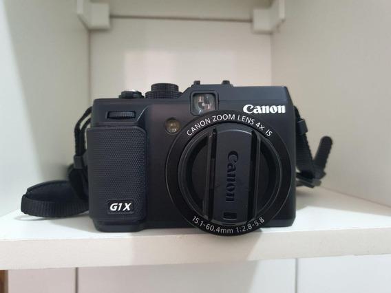 Camera Canon Powershot G1x - Novinha!!!!
