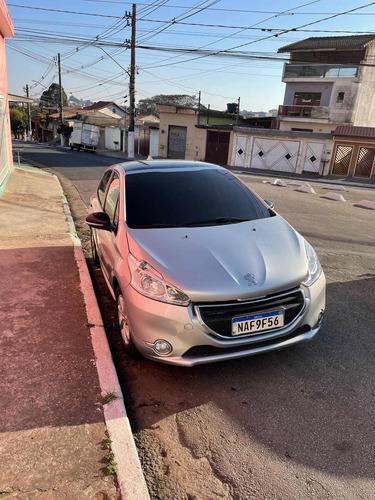 Imagem 1 de 6 de Peugeot 208 2015 1.5 Allure Flex 5p