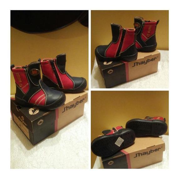 Zapatos O Botas De Niño N19