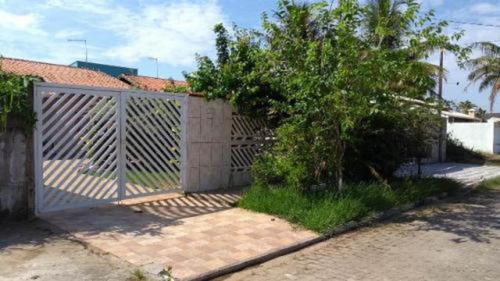 Imagem 1 de 14 de Casa Lado Praia Com Churrasqueira Em Itanhaém - 5144  Npc