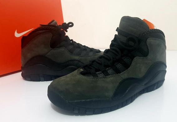Tênis Nike Air Jordan 10 Retro Shadow
