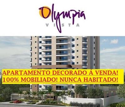 Apartamento Com 3 Dormitórios À Venda, 120 M² Por R$ 1.700.000 - Vila Olímpia - São Paulo/sp - Ap0734