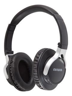 Audífonos Aiwa On-ear Bluetooth Micrófono Gratis Aw-4h Vc