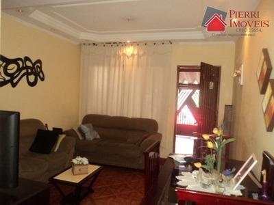 Sobrado Em Pirituba/vista Verde, 3 Dormitórios - 4732