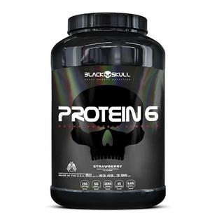 Protein 6 907g Vanilla