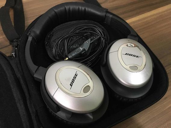 Fone De Ouvido Bose Quietcomfort 2 Cancelamento De Ruído