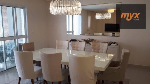 Apartamento Com 2 Dormitórios Para Alugar, 109 M² Por R$ 5.500/mês - Gonzaga - Santos/sp - Ap5540