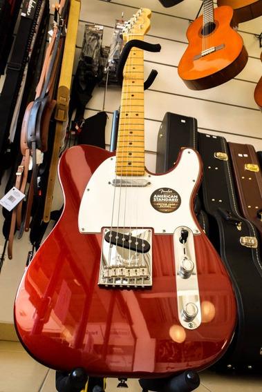 Guitarra Fender Telecaster Americana Mystic Red