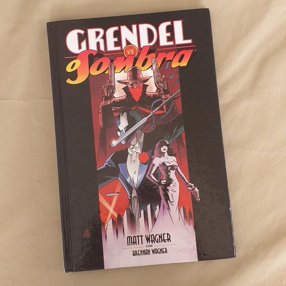 Grendel Vs O Sombra Edição Especial Capa Dura
