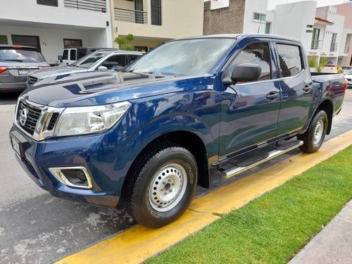 Imagen 1 de 15 de Nissan Np300 Frontier 2017 2.5 Le Aa Mt,un Dueño,creditos