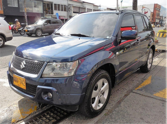 Suzuki Grand Vitara 2013 At 2,4