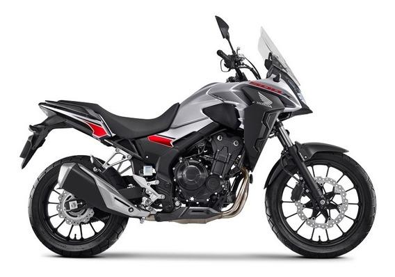 Honda Cb 500x Abs 2020