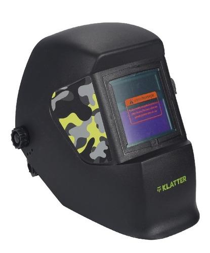 Máscara Para Soldar Fotosensible - Klatter