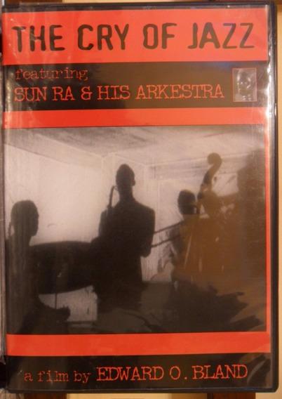 Dvd The Cry Of Jazz Sun Ra Arkestra Edward Bland