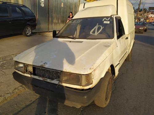 Fiat Fiorino 1.3 8v Flex 1996 Sucata Somente Peças