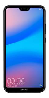 Celular Libre Huawei P20 Lite + Vidrio Negro 1año Garantía