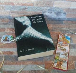 Cincuenta Sombra De Grey. Libro Fisico