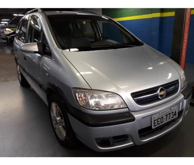 Chevrolet Zafira Expression 2009 Automatica