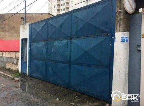 Imagem 1 de 20 de Galpão, 168 M² - Venda Por R$ 700.000,00 Ou Aluguel Por R$ 5.000,00 - Chácara Califórnia - São Paulo/sp - Ga0093
