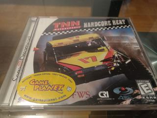 Ttn Motorsports Hardcore Heat Sega Dreamcast
