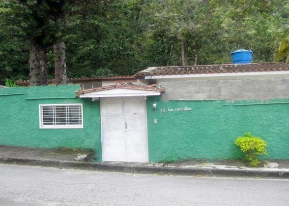 Bella Casa En Venta En El Castaño Maracay Mm 18-15794
