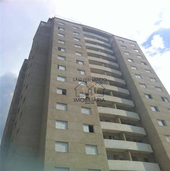 Apartamento Residencial À Venda, Centro, Jandira - Ap0117. - Ap0117