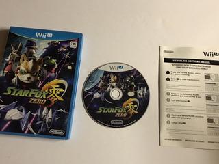 Star Fox Zero -juego -wii U