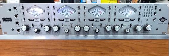 Pre Amplificador Universal Audio 4-710d