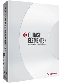 Cubase 7 Elements Win E Mac - Envio Imediato
