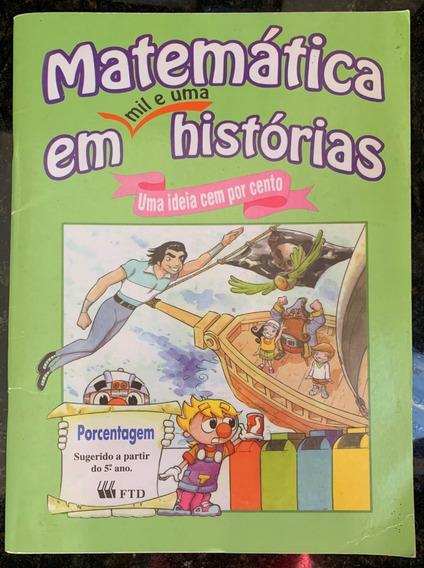 Livro Estudantil- Matemática Em Mil E Uma Histórias