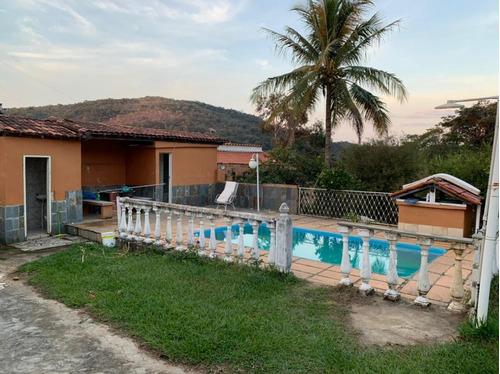 Imagem 1 de 15 de Chácara Para Venda Em Esmeraldas, Caracol De Baixo, 4 Dormitórios, 1 Suíte, 1 Banheiro - Ch02_1-1925480