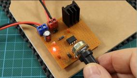 Controlador Para Motor ( Pwm) Projeto Completo Passo A Passo