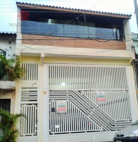 Imagem 1 de 15 de Casa Sobrado Para Venda, 3 Dormitório(s) - 758
