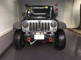 Jeep Wrangler Unlimited Rubicon 4x4 2015