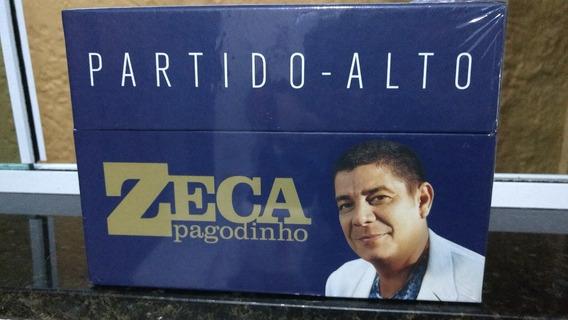 Zeca Pagodinho - Partido Alto - Box 20cds Original/lacrado