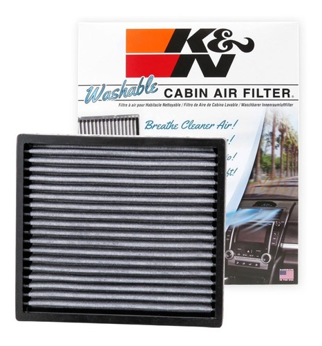 Filtro De Ar Condicionado K&n Honda Civic Cr-v Accord Vf2001