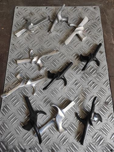 Manillar Empuñadura Mango Espada Esgrima En Aluminio
