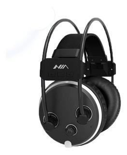 Audifono Multifuncional 4 En 1 Stereo Nia S1000 Negro