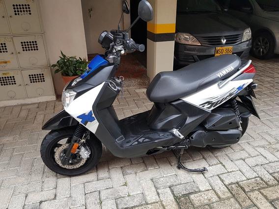 Yamaha Bws Fi 2017