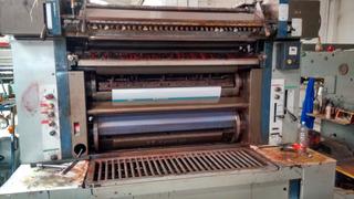 Impressora Offset Nebiolo Torino Invicta 38r