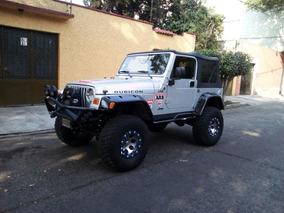 Jeep Wrangler 4.0 Rubicon Techo Lona 4x4 At 2005
