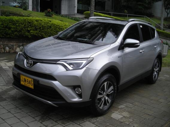 Toyota Rav4 2.0 Street 2018 Secuencial 4x2