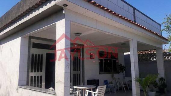 Casa De Rua-à Venda-jardim Glaucia-belford Roxo - Vpca30133