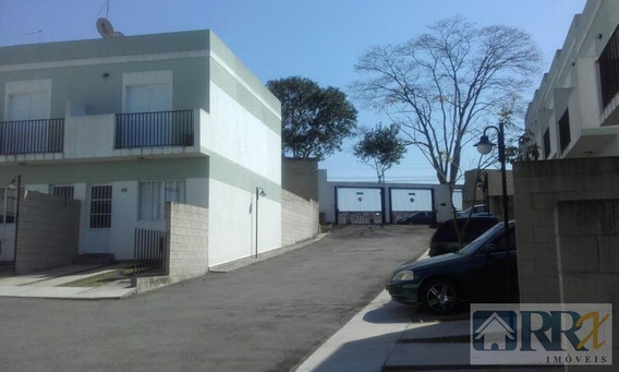 Casa Em Condomínio Para Venda Em Poá, Água Vermelha, 2 Dormitórios, 2 Banheiros, 1 Vaga - 64