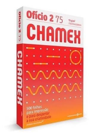 Papel Sulfite Alcalino A4 500 Folhas Chamex