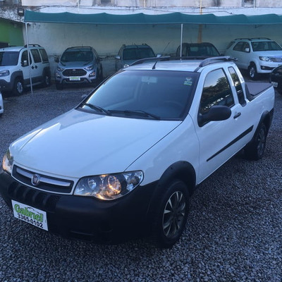 Fiat - Strada Fire(c.est) 1.3 8v 2p 2012