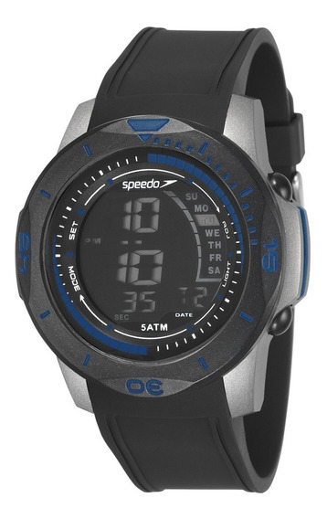 Relógio Speedo Masculino 81171goevnp3 Digital