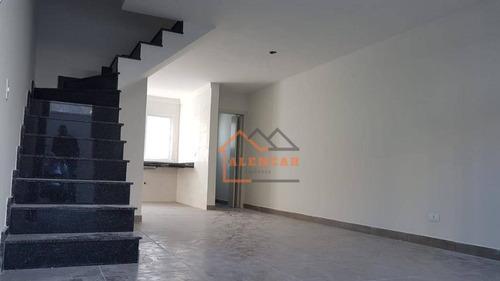 Sobrado Com 3 Dormitórios À Venda, 170 M² Por R$ 649.000,00 - Vila Formosa - São Paulo/sp - So0210