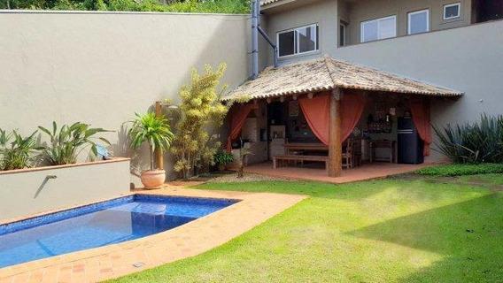 Casa Com 4 Dormitórios Duas Suítes Para Alugar, 410 M² Por R$ 7.500/mês - Golf Village - Carapicuíba/sp - Ca2651